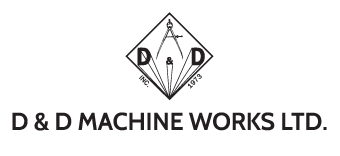 D & D Machine Works Ltd